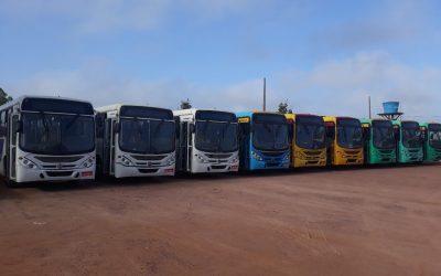 Terceirização da frota de Ônibus
